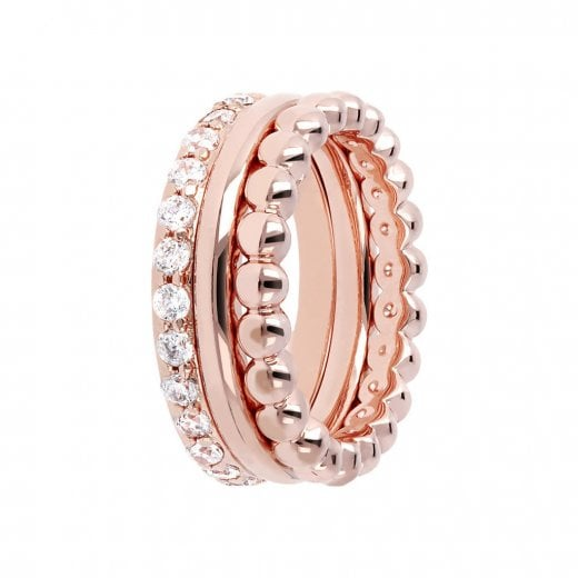 Bronzallure Altissima Rose Tone Ring