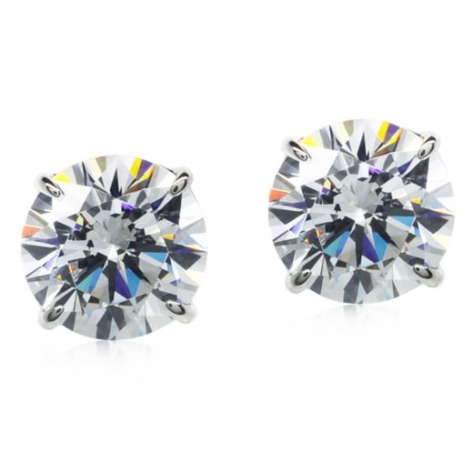 CARAT* 9ct 7mm Eternal Stud Earrings