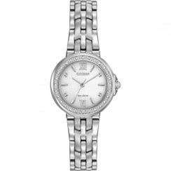 Diamond Set Bracelet Watch