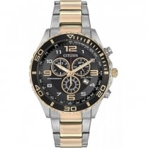 Gents Chronograph Eco Drive