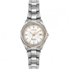 Ladies Titanium Eco Drive
