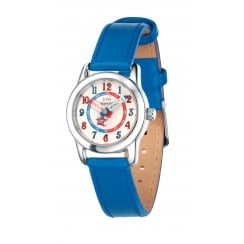 Blue Time Teacher Watch