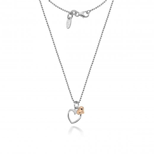 Dollie Alicia Heart Necklace