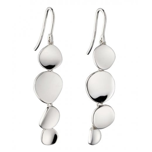 Fiorelli Drop Discs Earrings