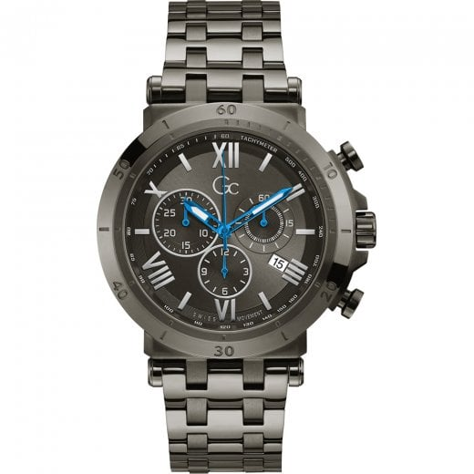 GC Gents Insider Grey Chrono