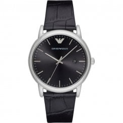 Gents Armani Luigi Strap Watch