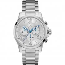 Gents GC Esquire Chronograph SS Bracelet