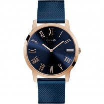 Gents Richmond Navy Bracelet