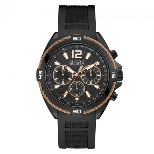 Guess Gents Surge Black Watch