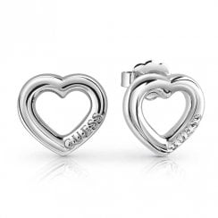 Grace Heart Earrings