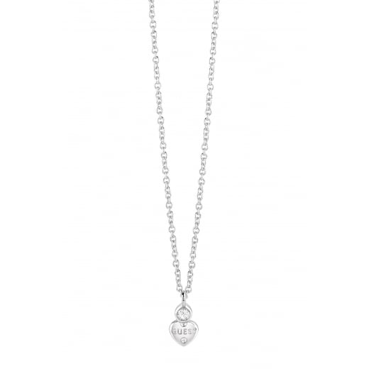 Guess Guessy Heart Pendant