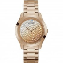 Ladies Guess Crush Rose Watch
