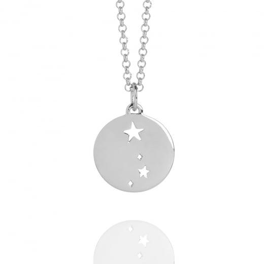 Muru aries zodiac pendant muru from sproules jewellers uk muru aries zodiac pendant mozeypictures Gallery