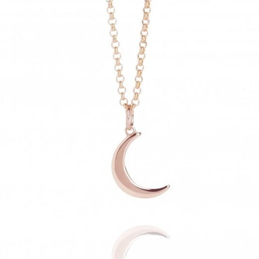 MURU 'Female Influence' Mini Crescent Pendant