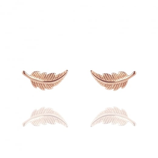MURU Positivity Feather Earring