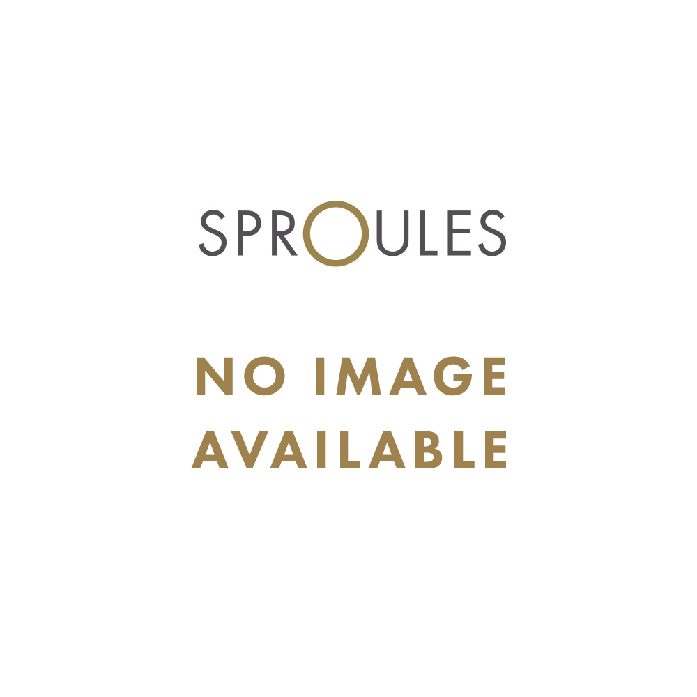 Oval Cluster Diamond Ring