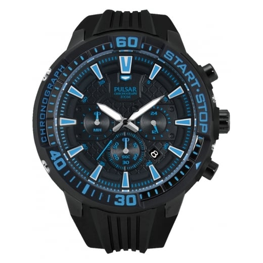 Pulsar Chronograph Strap Watch