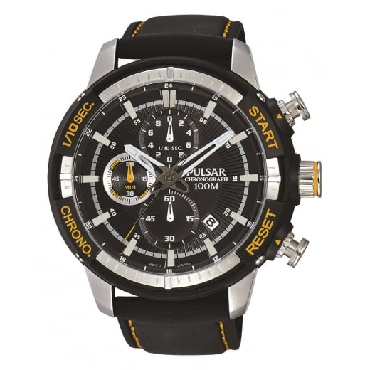 85df6dd9f8a Pulsar Chronograph Strap Watch - Pulsar from Sproules Jewellers UK
