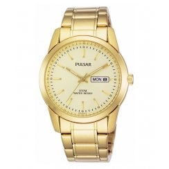 Gents Gold Tone Watch