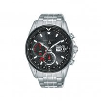 Gents Solar Chronograph Watch