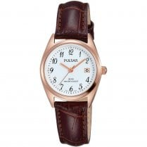 Ladies Classic Strap Watch