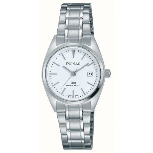Pulsar Ladies Quartz SS Bracelet