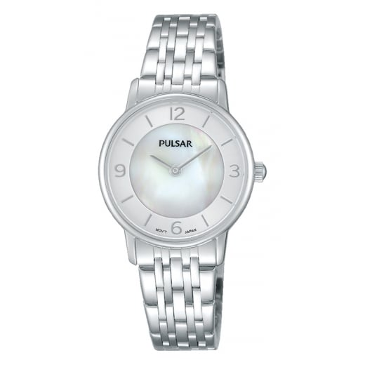 Pulsar Mother of Pearl Bracelet Watch