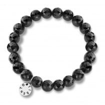 8mm Expandable Onyx Bracelet