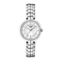 Flamingo Pearl Dial Watch