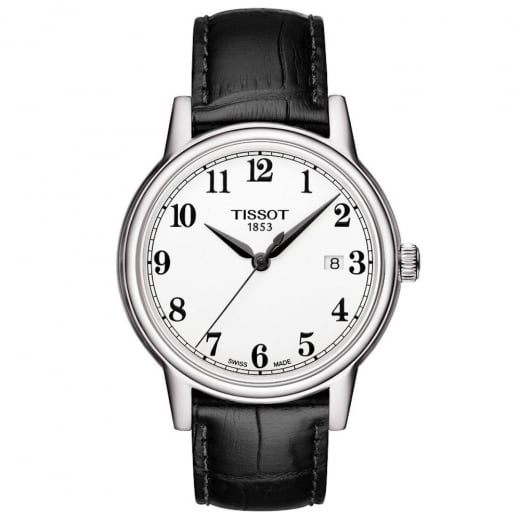 1fe7a49a77b Tissot Gents Leather Strap Watch - Tissot from Sproules Jewellers UK
