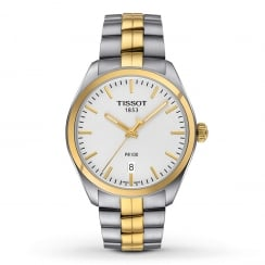 Gents PR100 Two Tone Watch