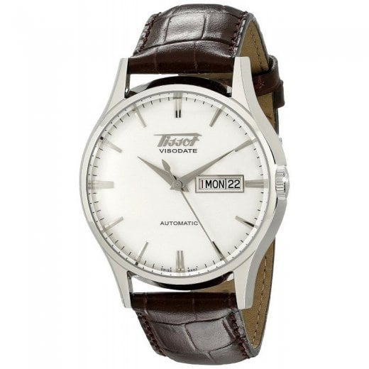Tissot Gents Visodate Strap Watch