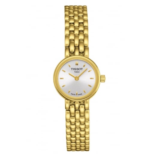 Tissot Lovely Gold Tone Bracelet