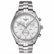 4744d5f4d89 Tissot PR100 Silver Dial Bracelet - Tissot from Sproules Jewellers UK