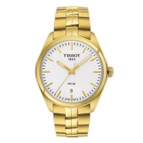 PR100 Gold Tone Watch