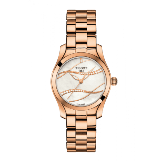 7a300a04b10 Tissot T-Wave With Diamonds - Tissot from Sproules Jewellers UK