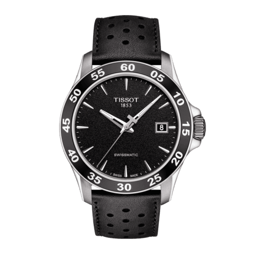 Tissot V8 Swissmatic Strap Watch