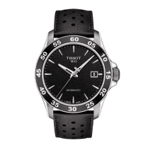 V8 Swissmatic Strap Watch