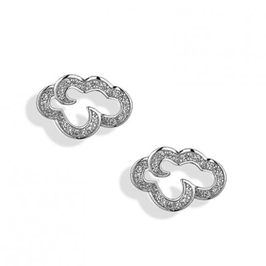 Vixi Daydream Open Cloud Earrings